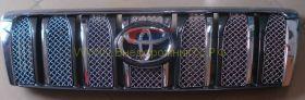 Решетка радиатора (Вставки)  для Toyota Land Cruiser Prado 150 2010
