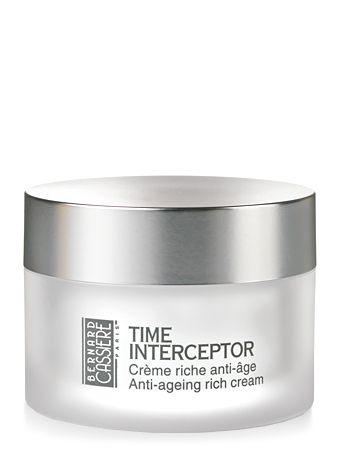 Bernard Cassiere Time Interceptor Насыщенный крем anti-age