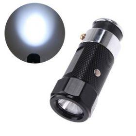 Автомобильный фонарик с зарядкой от прикуривателя