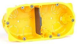 Коробка Batibox к, 2 поста, 50мм (арт.80052)