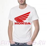 Футболка логотип Honda