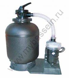 Фильтровальная установка Cristal FLo 5 (6 м3/ч, 48 кг, 220В, 0,37 кВт)