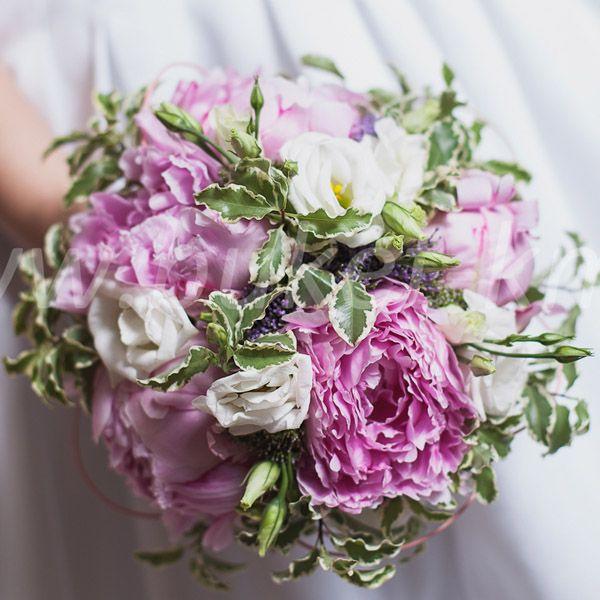 """Букет невесты """"Розовые облака"""""""