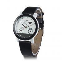 черные женские наручные часы
