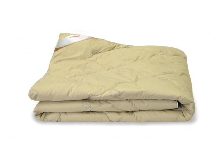 Одеяло детское(сатин/шерсть,110/140)