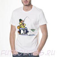 Футболка для рыбаков арт.003