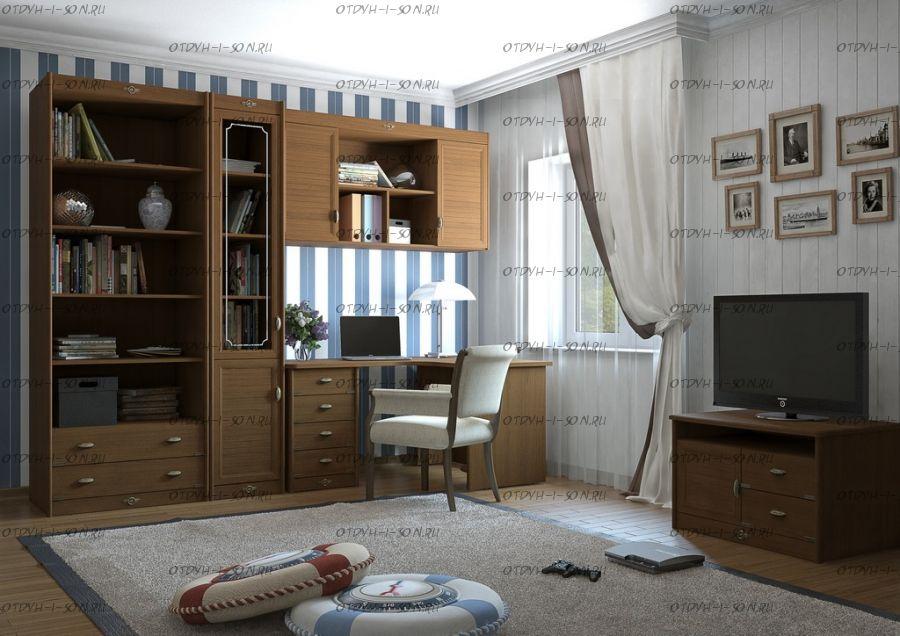 Уголок школьника Корвет №6