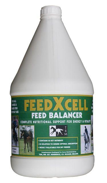 FEEDXCELL. TRM. Витаминно-минеральный сироп. 1,2 и 3,7 литра