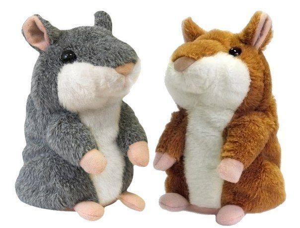 Говорящие хомяки игрушка