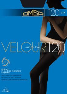 колготки OMSA Velour 120