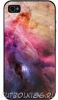 Чехол для смартфона с рисунком Космос арт.10