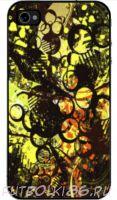 Чехол для смартфона с рисунком Абстракт арт.02