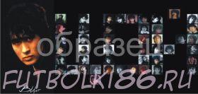 Кружка с изображением Рок-музыкантов. арт.100