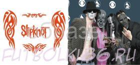 Кружка с изображением Рок-музыкантов. арт.430