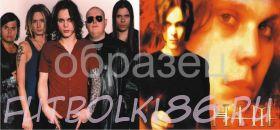Кружка с изображением Рок-музыкантов. арт.440