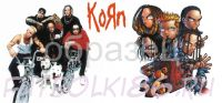 Кружка с изображением Рок-музыкантов. арт.459