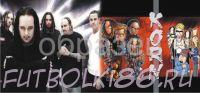 Кружка с изображением Рок-музыкантов. арт.460