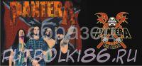 Кружка с изображением Рок-музыкантов. арт.481