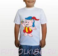 Футболка для детей арт.037