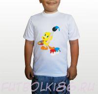 Футболка для детей арт.055