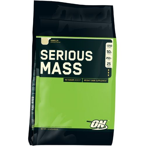 Serious Mass (5440гр)