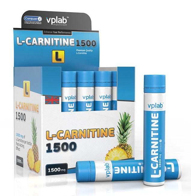 L-Carnitine 1500 (20 х 25мл.)