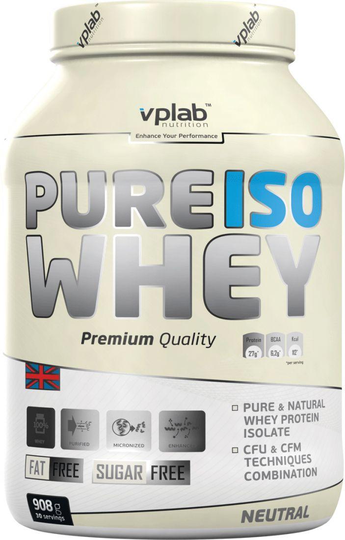 Pure Iso Whey (908 гр)
