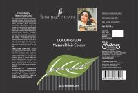 Shahnaz Colourveda Natural Hair Colour
