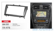 Carav 11-173 (2-DIN TOYOTA Avensis 2009+)