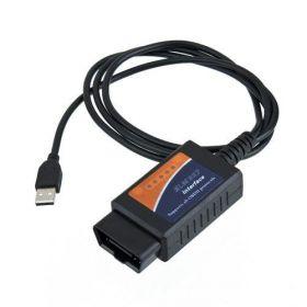 Автомобильный Диагностический сканер ELM327 OBD II