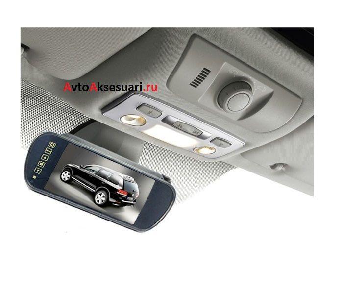 Монитор в авто