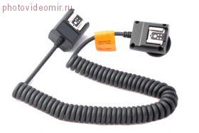 FJ-TL3 TTL кабель для Canon, Nikon, SONY