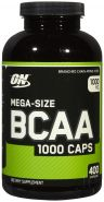 Optimum Nutrition BCAA 1000 Caps (400 капсул)