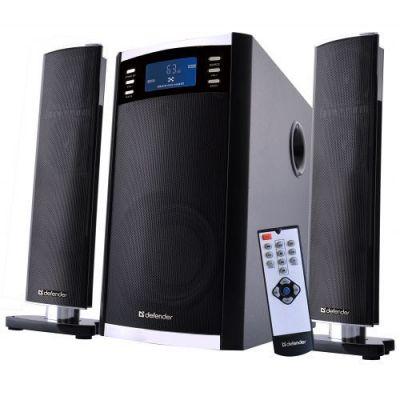 Акустическая 2.1 система Sirocco X65 Pro 65Вт, MP3,SD/USB, дисплей,220В