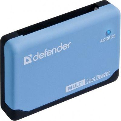 Универсальный картридер Ultra USB 2.0, 5 слотов