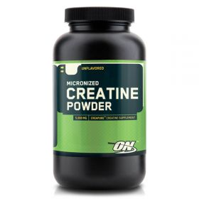 Optimum Nutrition Micronized Creatine Powder (600 гр.)