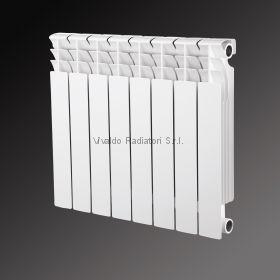 Биметаллический радиатор Vivaldo Modern 500/80 8 секций