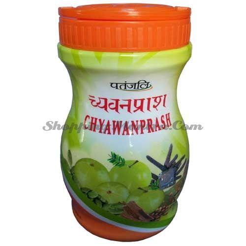 Чаванпраш классический Патанджали Аюрведа (Divya Patanjali Sada Chyawanprash)