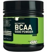 Optimum Nutrition BCAA 5000 Powder (380 грамм)