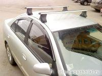 Багажник на крышу Nissan Almera Classic/N15/N16, Атлант, аэродинамические дуги