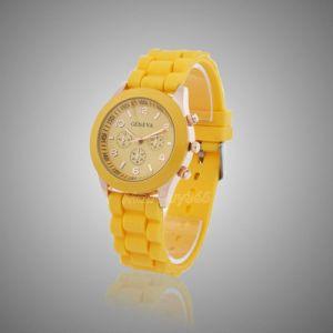 Яркие женские наручные часы Женева
