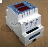 Терморегулятор 4-х канальный  ИРТ - 4К