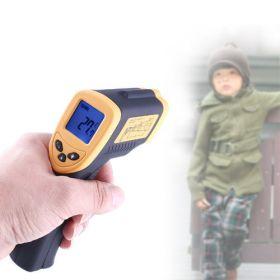 Бесконтактный инфракрасный термометр с указателем