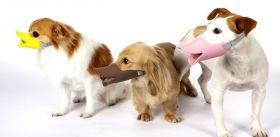 """Намордник для маленьких собак """"уточка"""""""