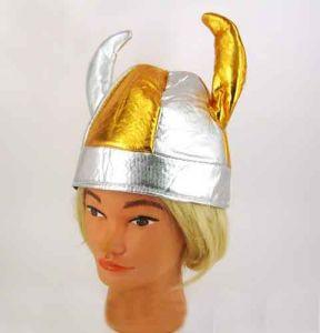 Шлем викинга мягкий