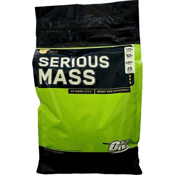 ON - Serious Mass 5,4 кг