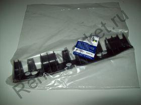 Кронштейн (держатель) заднего бампера левый оригинал 6001546779, 850420919R