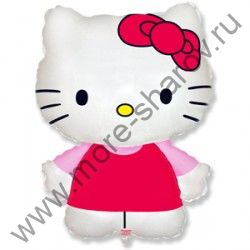 Шар Hello kitty 81 см
