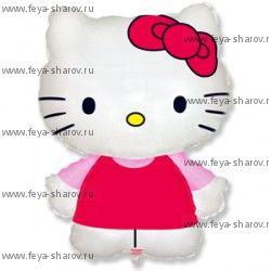 Шар Hello kitty 81 см