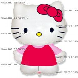 Шар Hello kitty 66 см